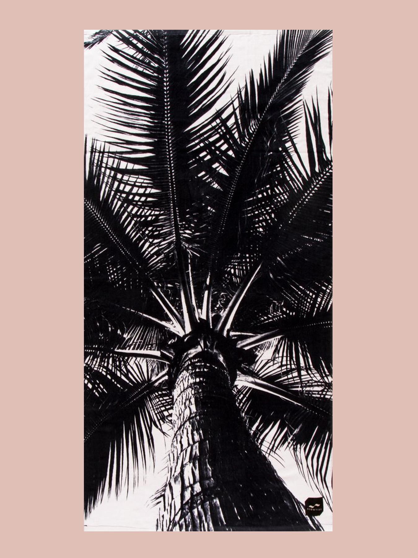 BEACH TOWEL: Palm Tree Towel