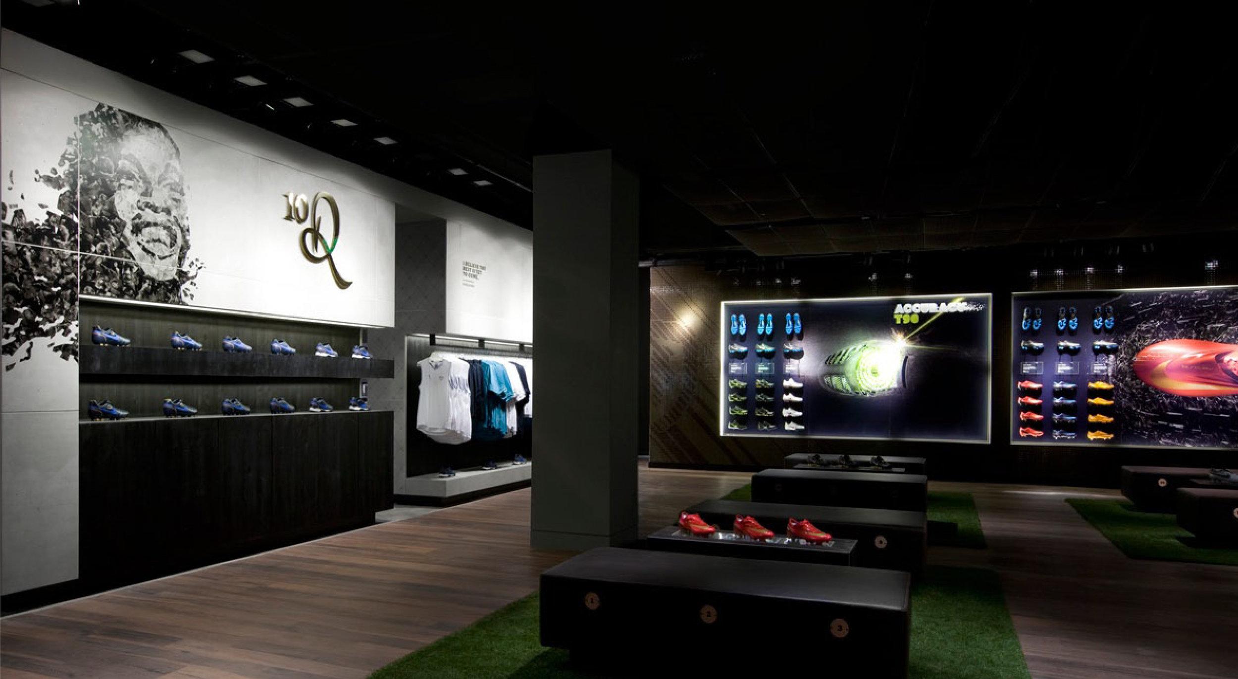 info för till salu senare Nike Bootroom — RUFproject