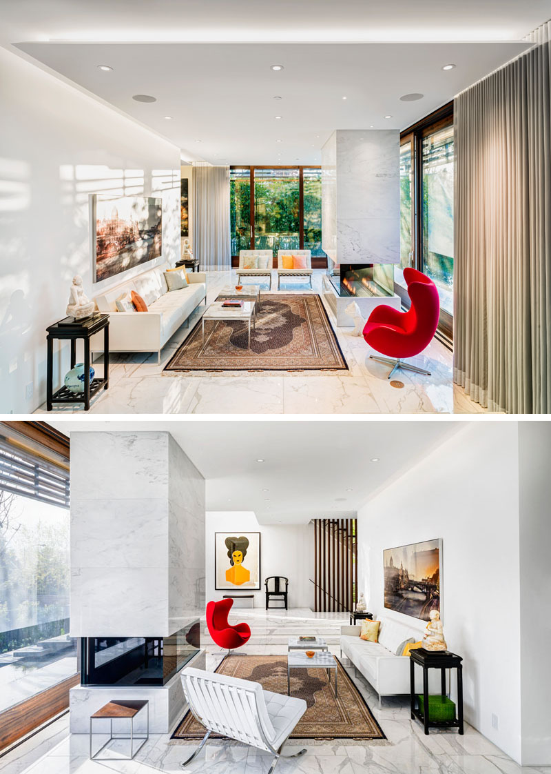 Interior of W38th Residence by RUFproject
