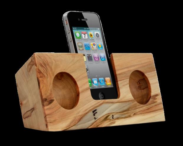 Koostik Original iPhone amplifier