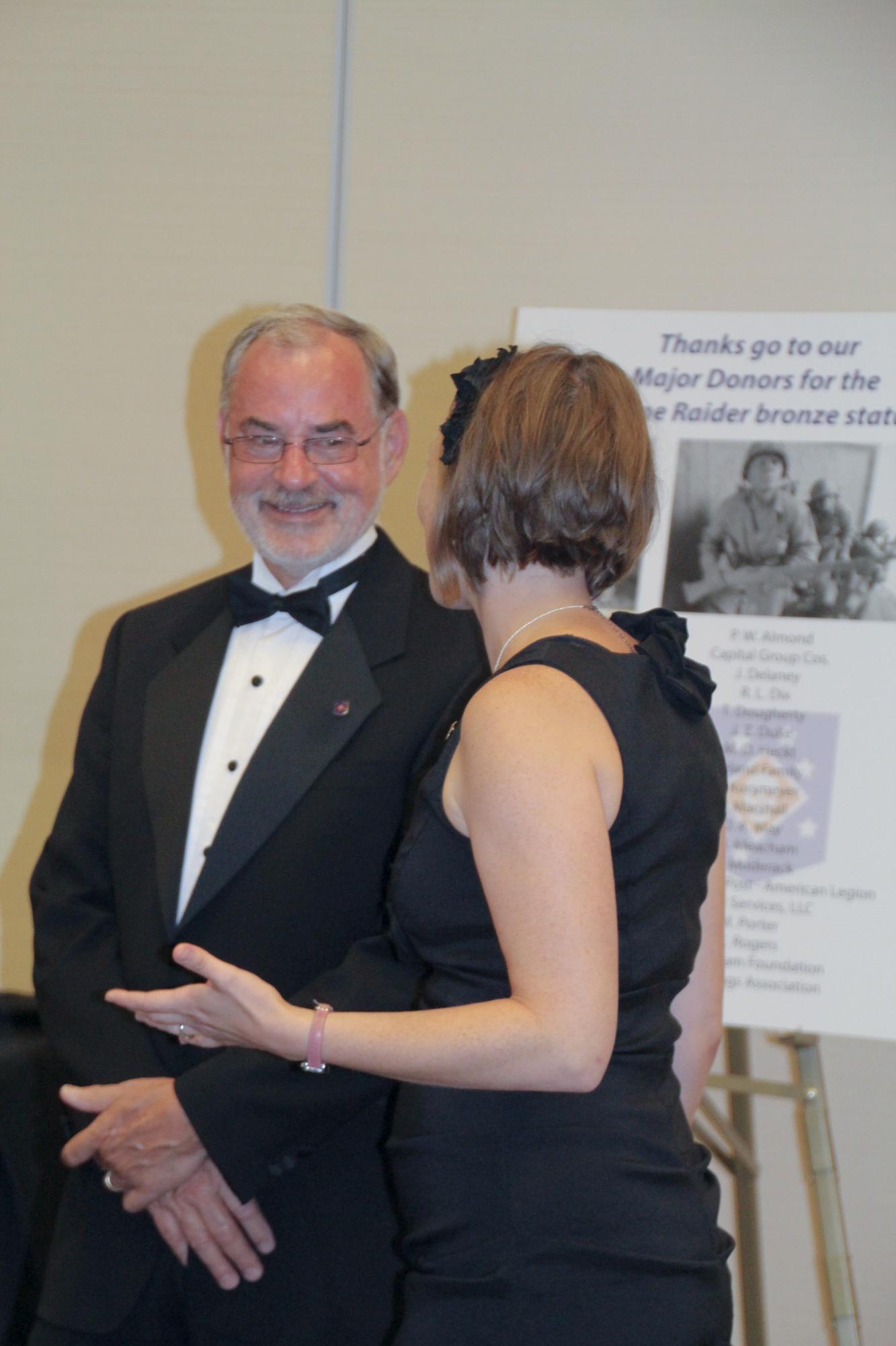 Charles Meacham Jr. & Mardie