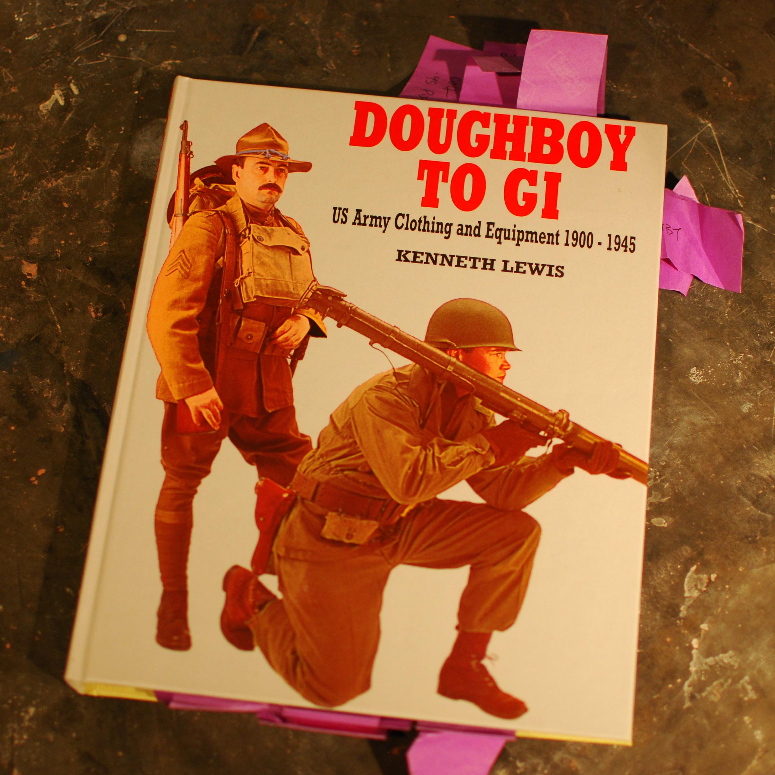 'Doughboy to GI'