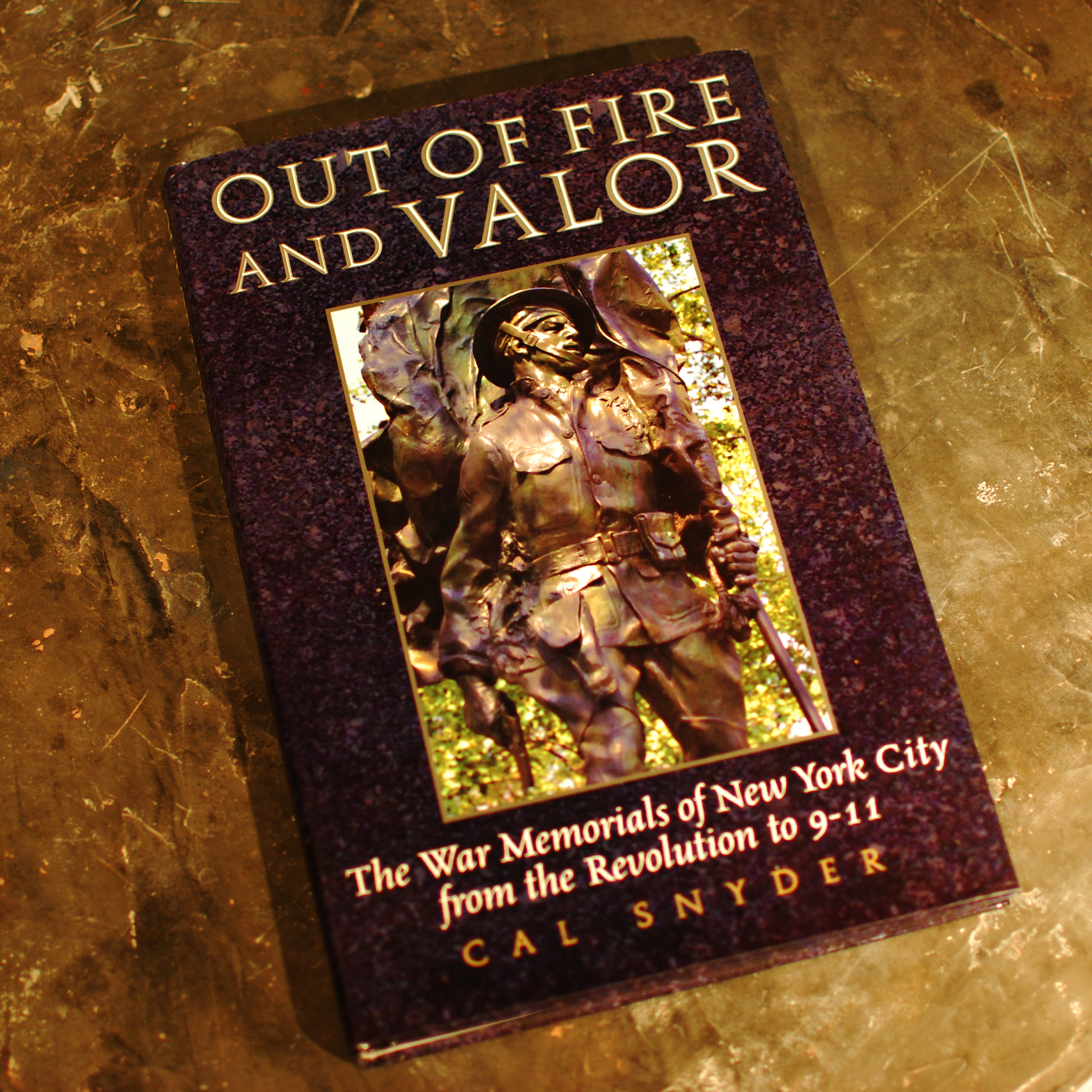 'Out of Fire and Valor'