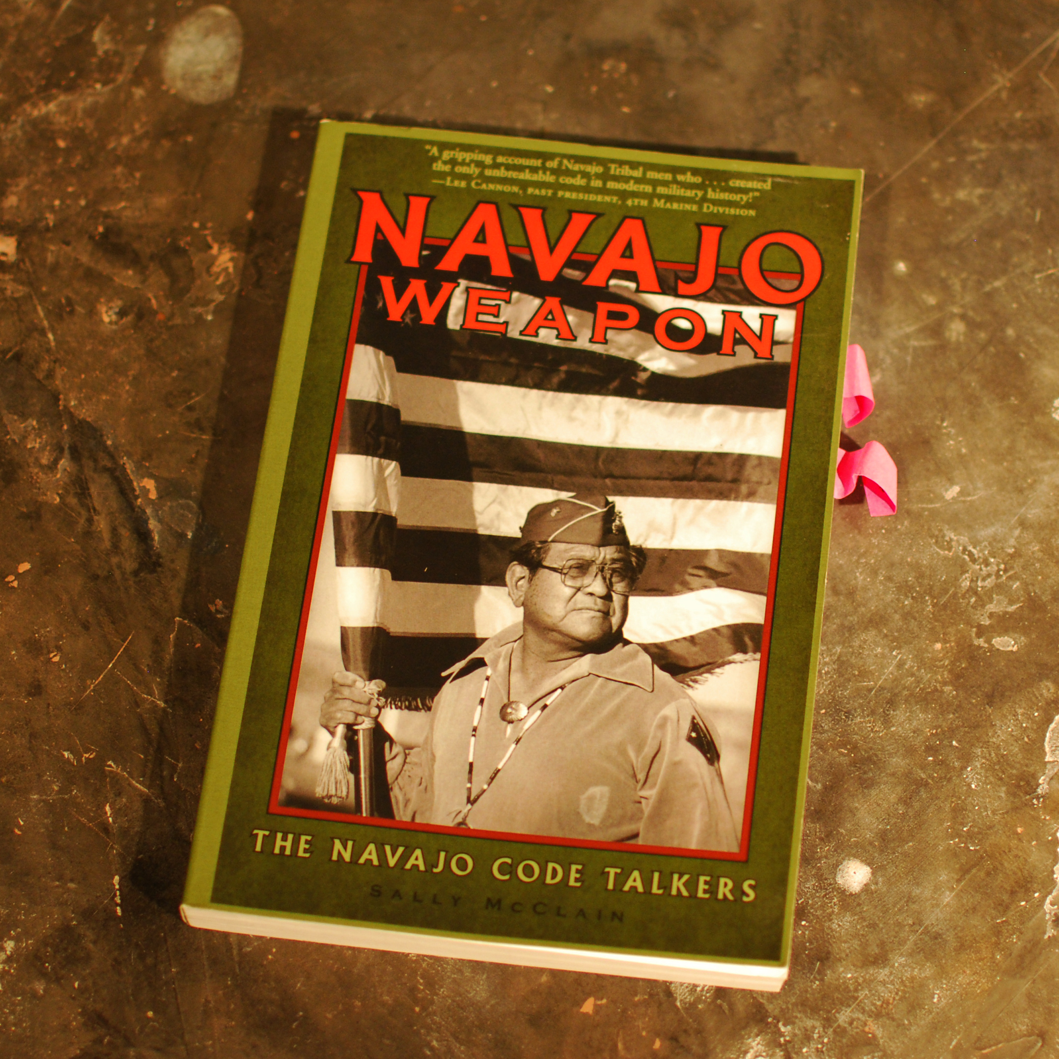 'Navajo Weapon'