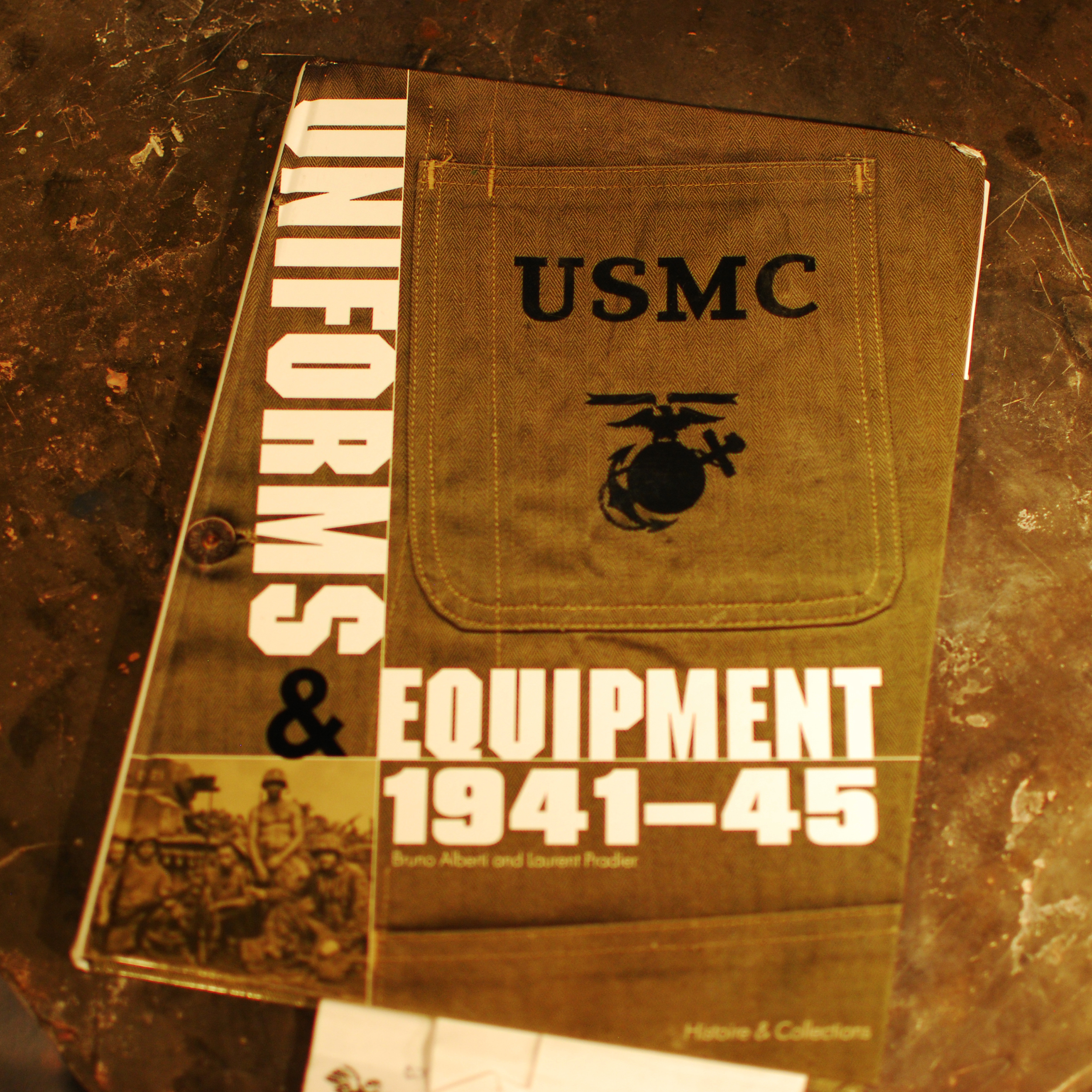 'USMC Uniforms & Equipment'