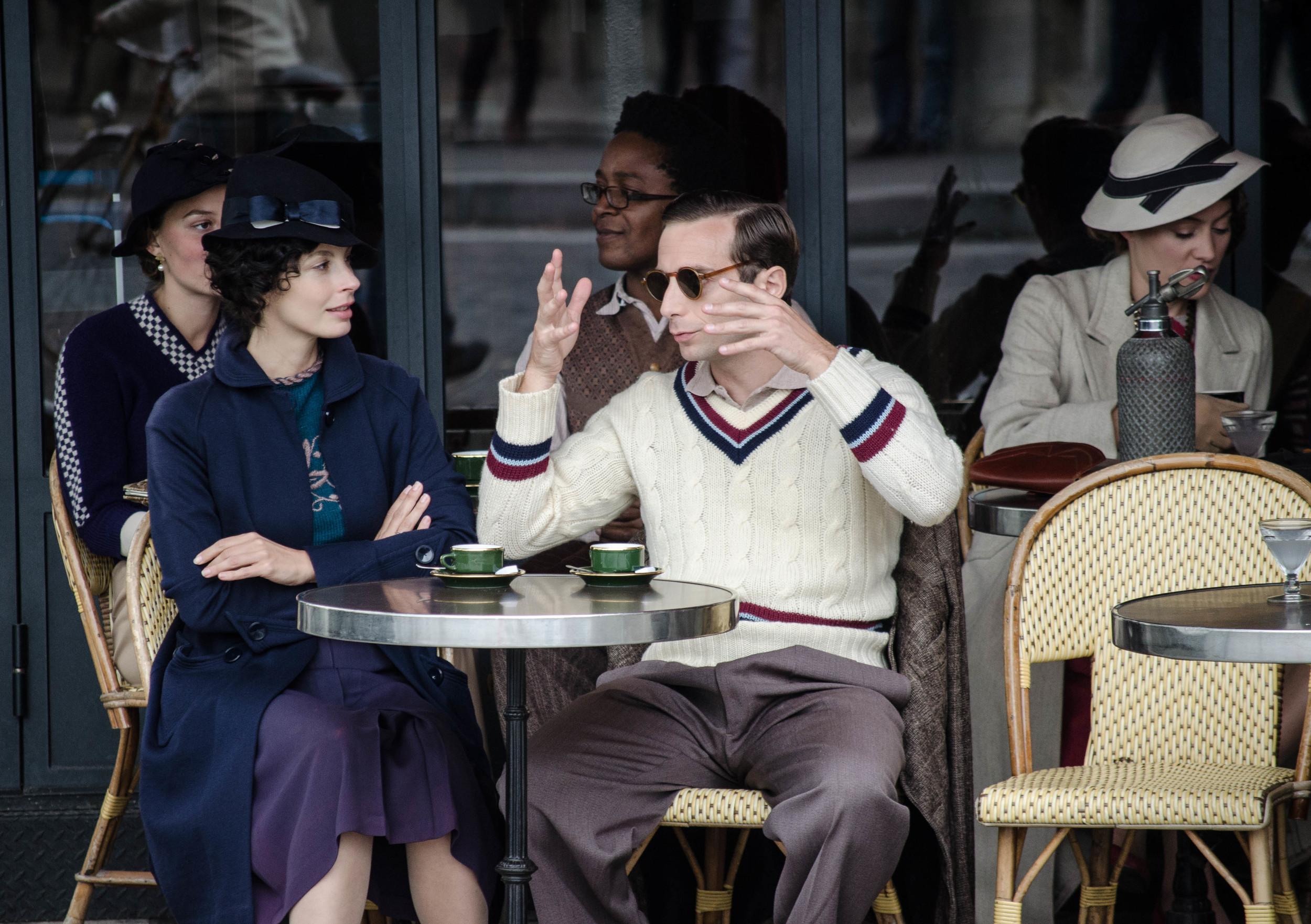 Film Set in Paris