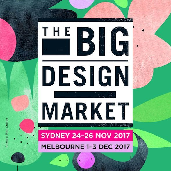 Once again petite green will be at The Big Design Market 2017