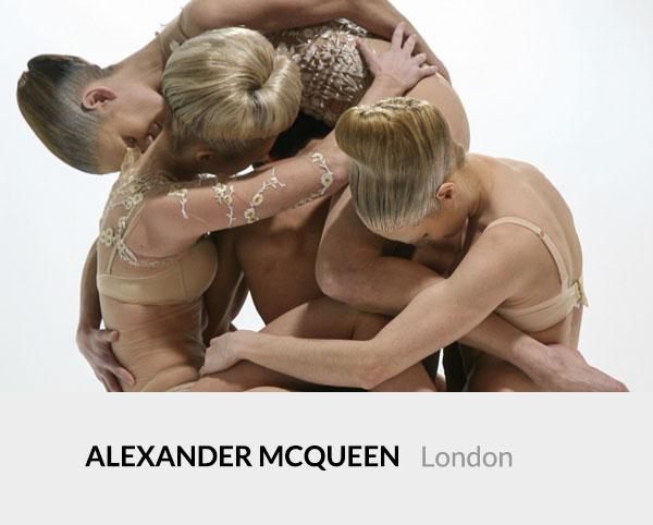 Alexander McQueen Photoshoot