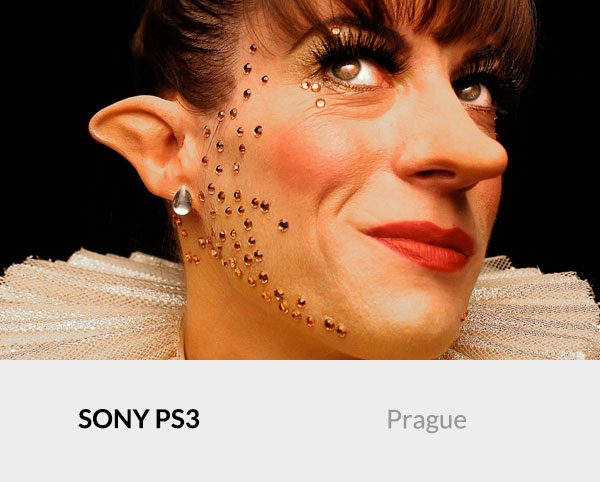 Sony PS3 TV Commercial