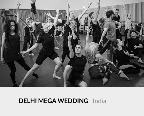 Delhi Mega Wedding