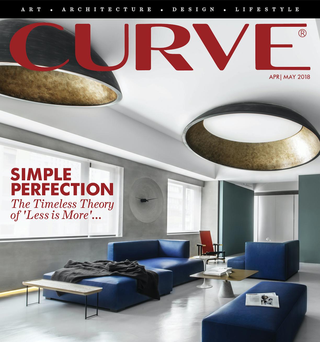 CURVE Design Magazine
