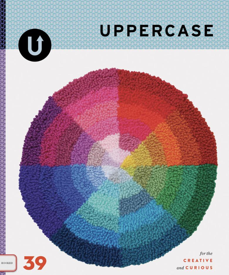 Uppercase Magazine Issue 39