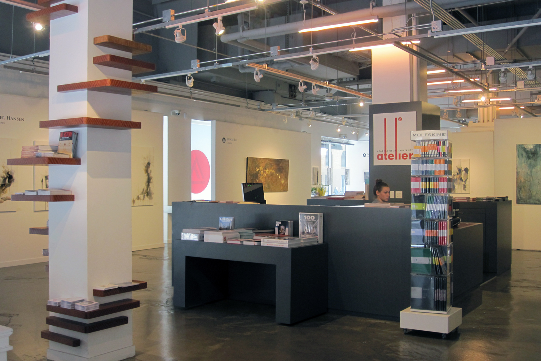 Academy of Art University Merchandising Classroom
