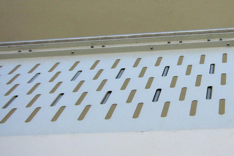 Hotel, Balcony Railing Renovation