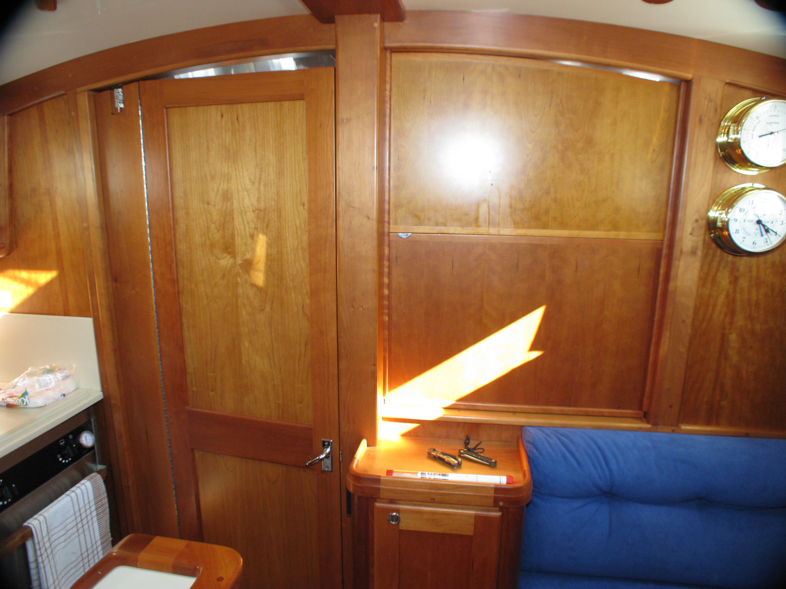 Forward Cabin - Stateroom Mode