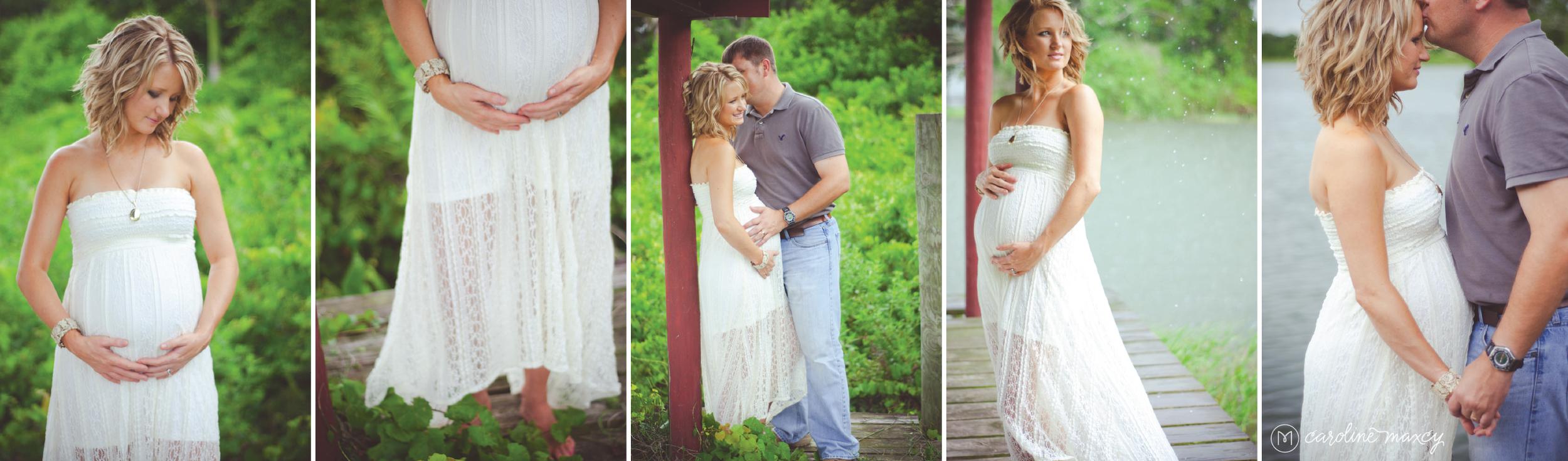 Caroline Maxcy Photography / Lake Placid, FL Maternity Photography