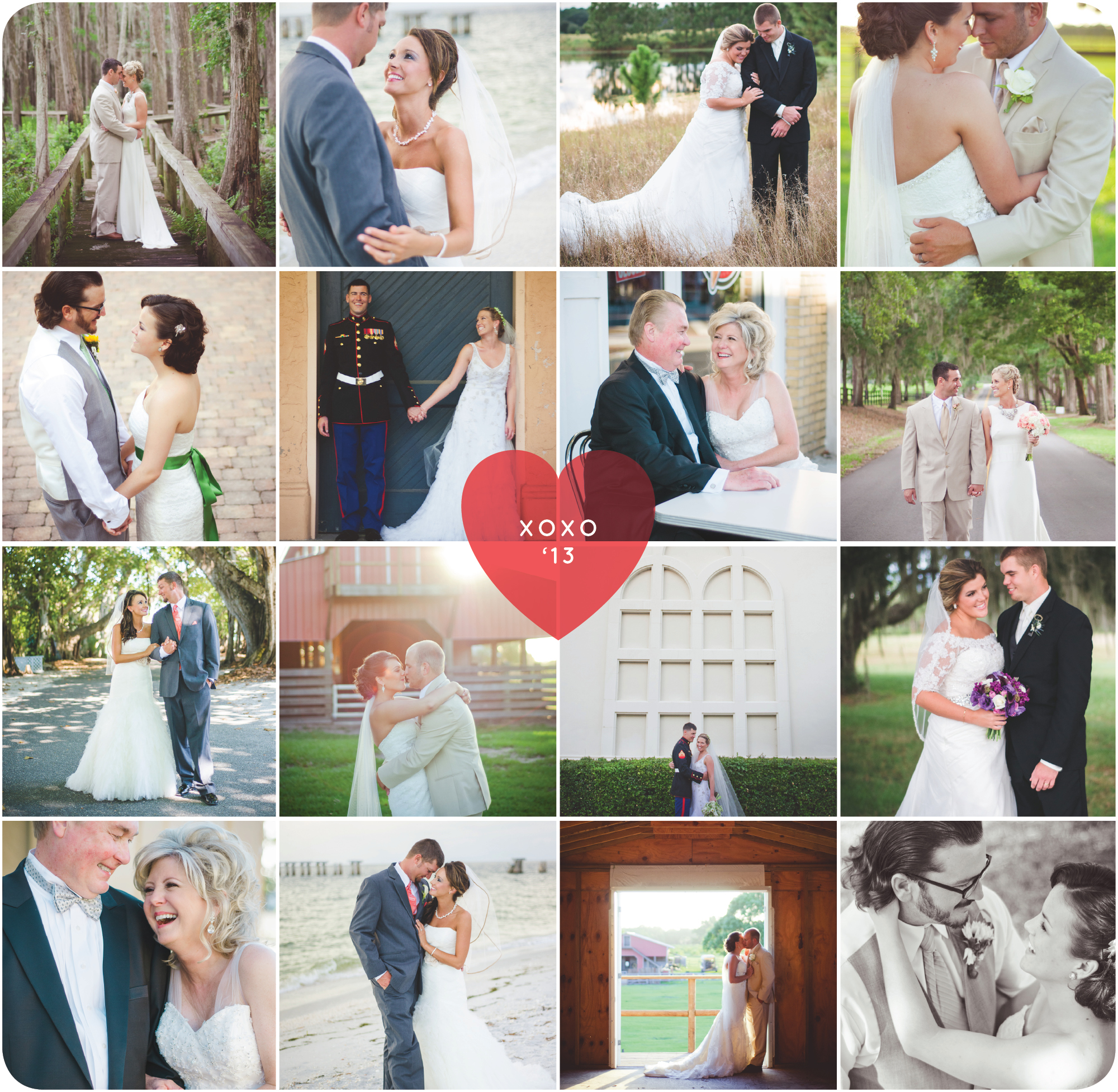 Central Florida Wedding Photography with Caroline Maxcy Photography