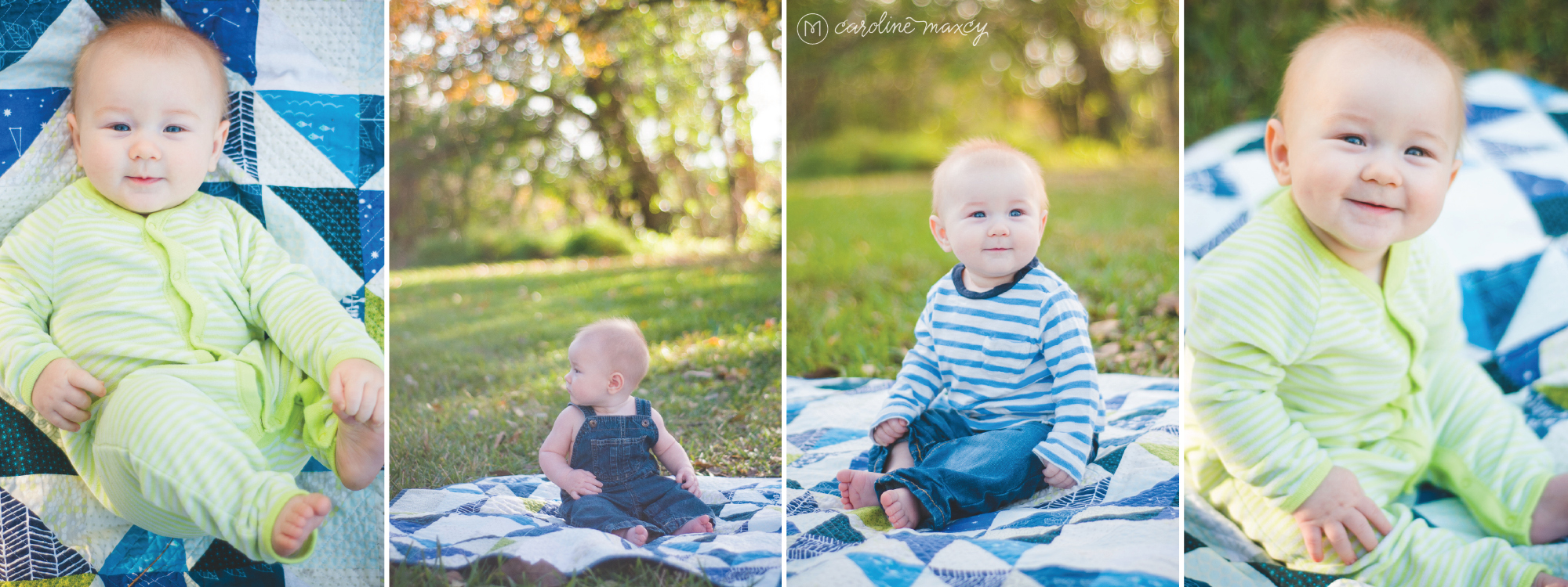 Central Florida Children's Photography with Caroline Maxcy Photography
