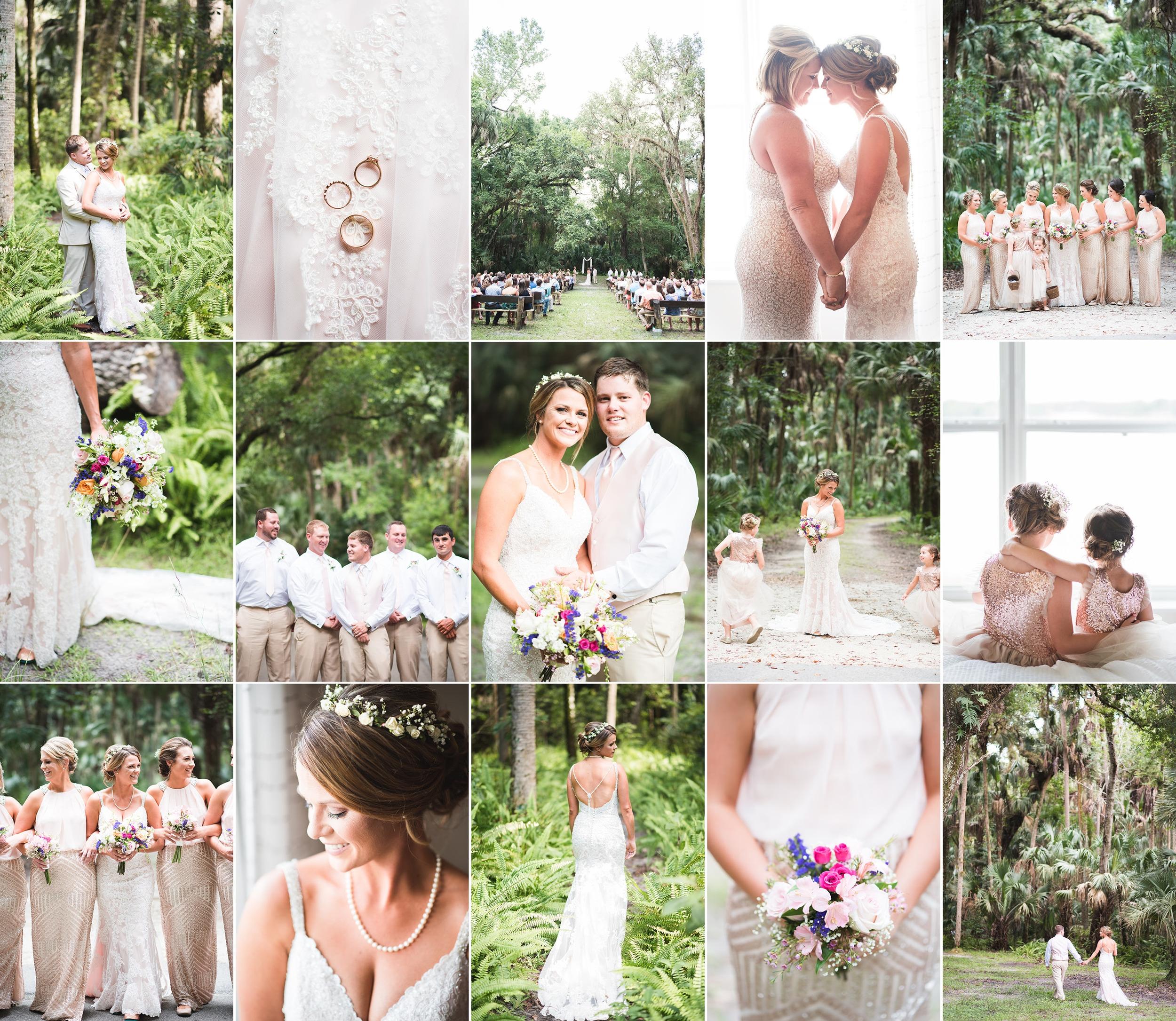 Sam + Grady — Highlands Hammock State Park Wedding Photography in Sebring, FL