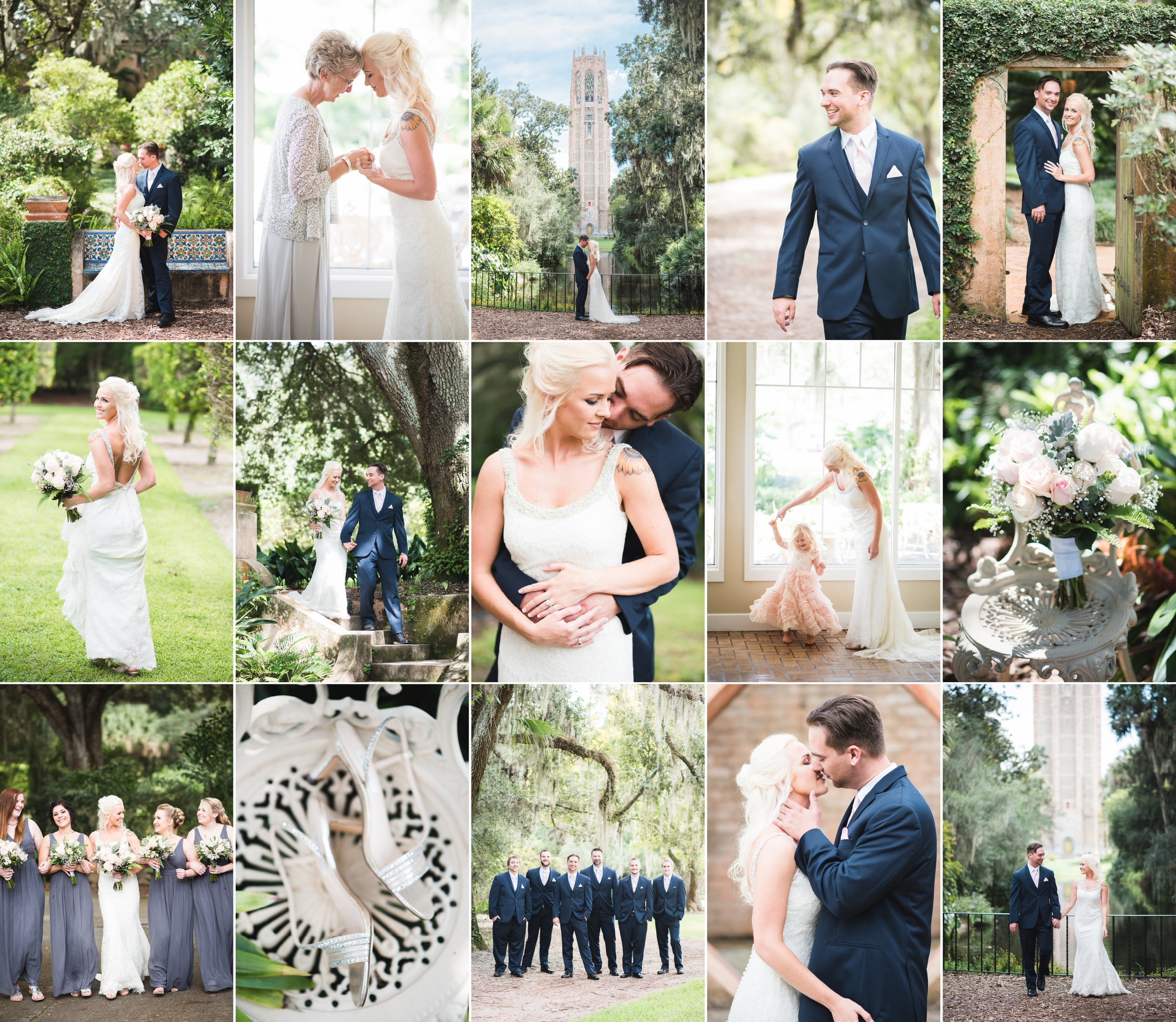 Sarah + Chris — Bok Tower Gardens Wedding Photography in Lake Wales, Florida