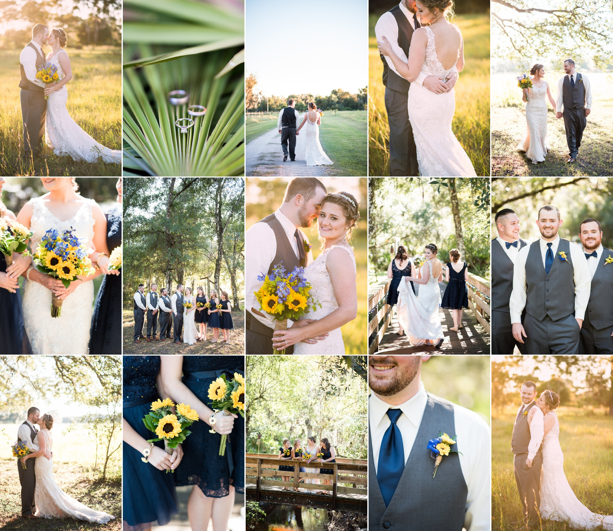 Mckenna + Tyler — Horse Creek Camp Wedding Photography in Ona, FL with Caroline Maxcy Photography