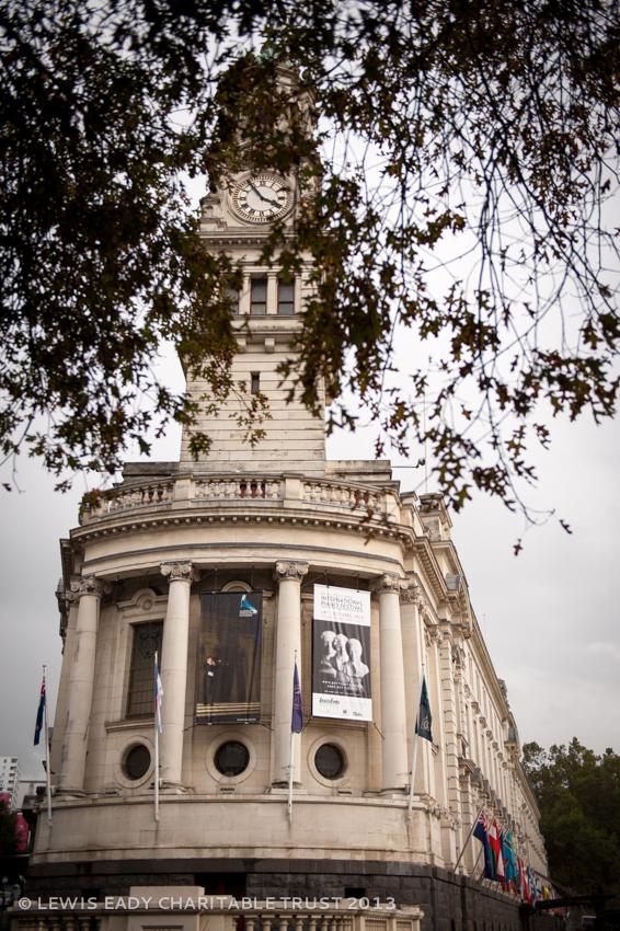 NZIPF Town Hall Banner