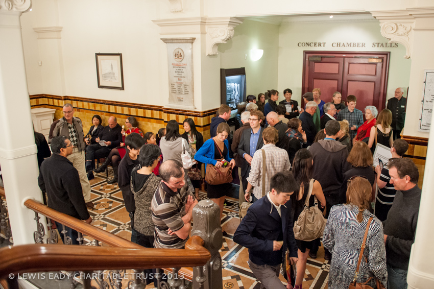 Auckland Town Hall - Foyer