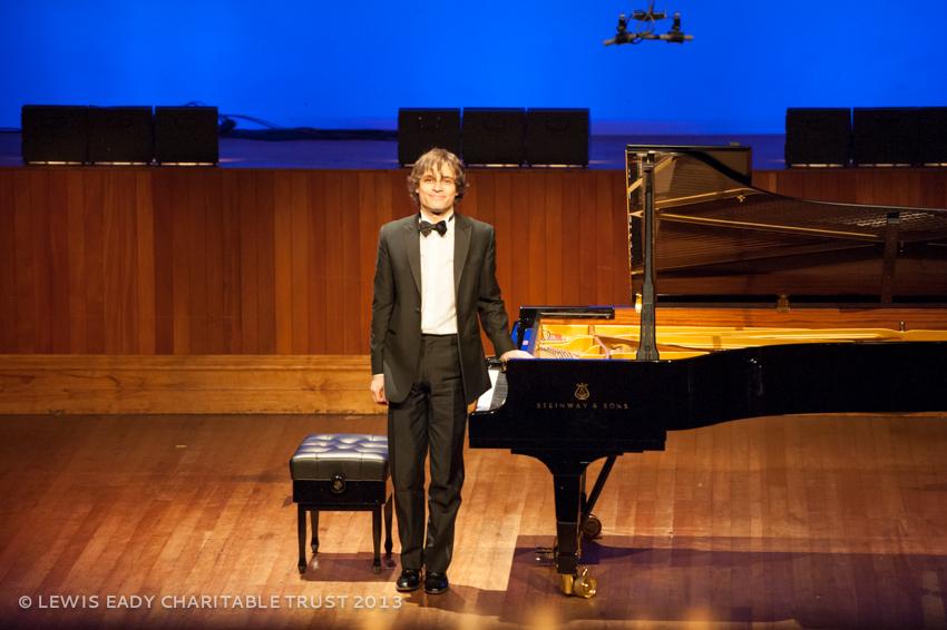 Ilya Rashkovskiy Recital