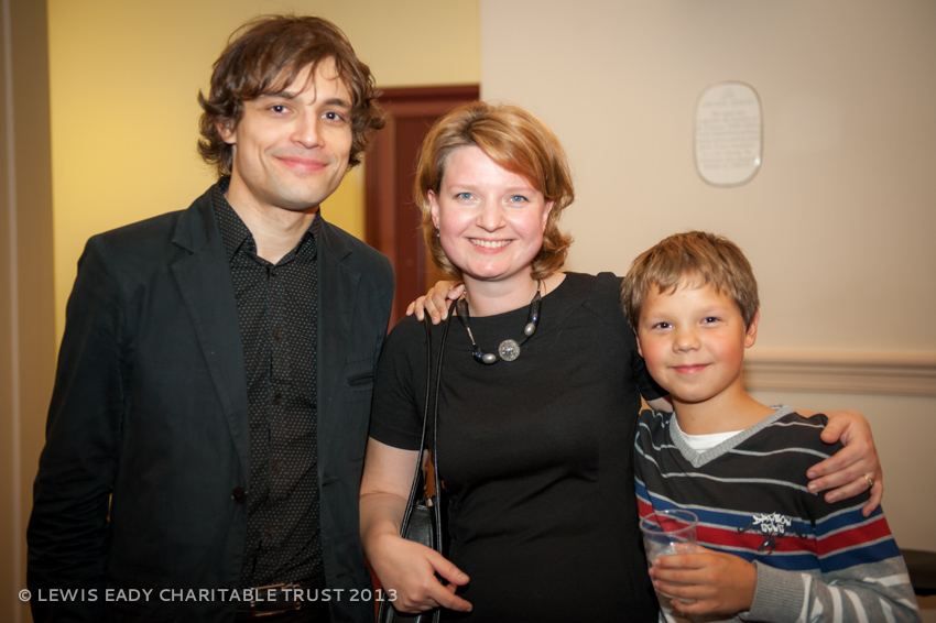 Ilya Rashkovskiy with fans