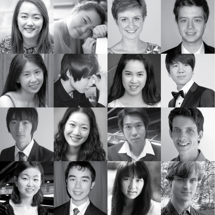 2013 Wallace National Piano Competition Finalists