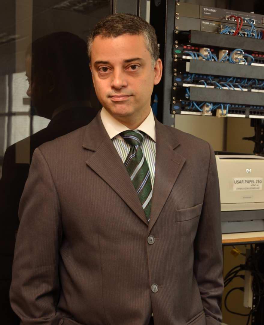 Herculano Swerts, CRISC, CGEIT, CISA, PMP,  sócio Gestão de Riscos Empresariais