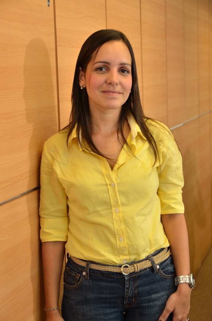 Fernanda Carmo, gerente de Auditoria Interna