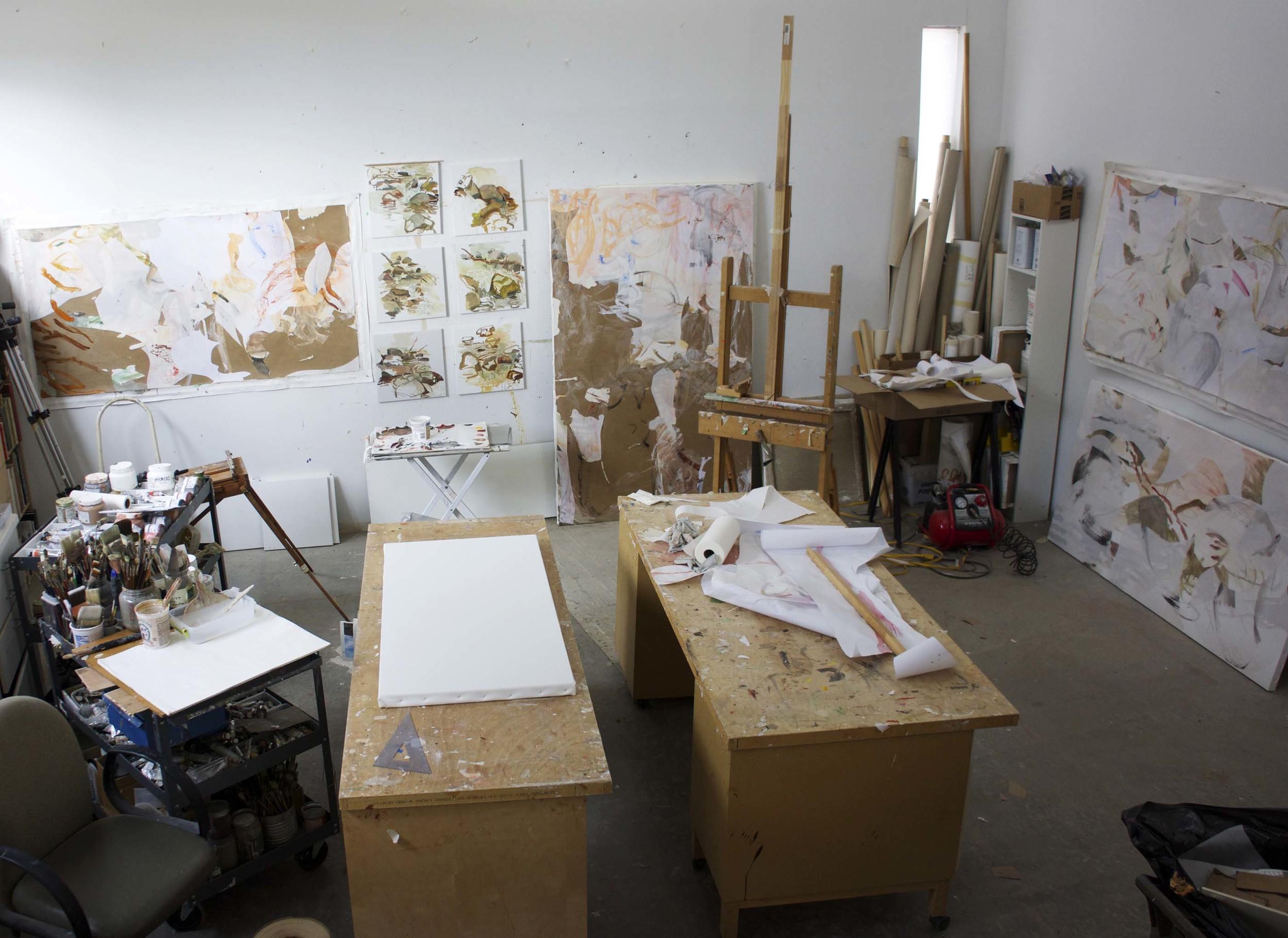 studio interior  7/6/13