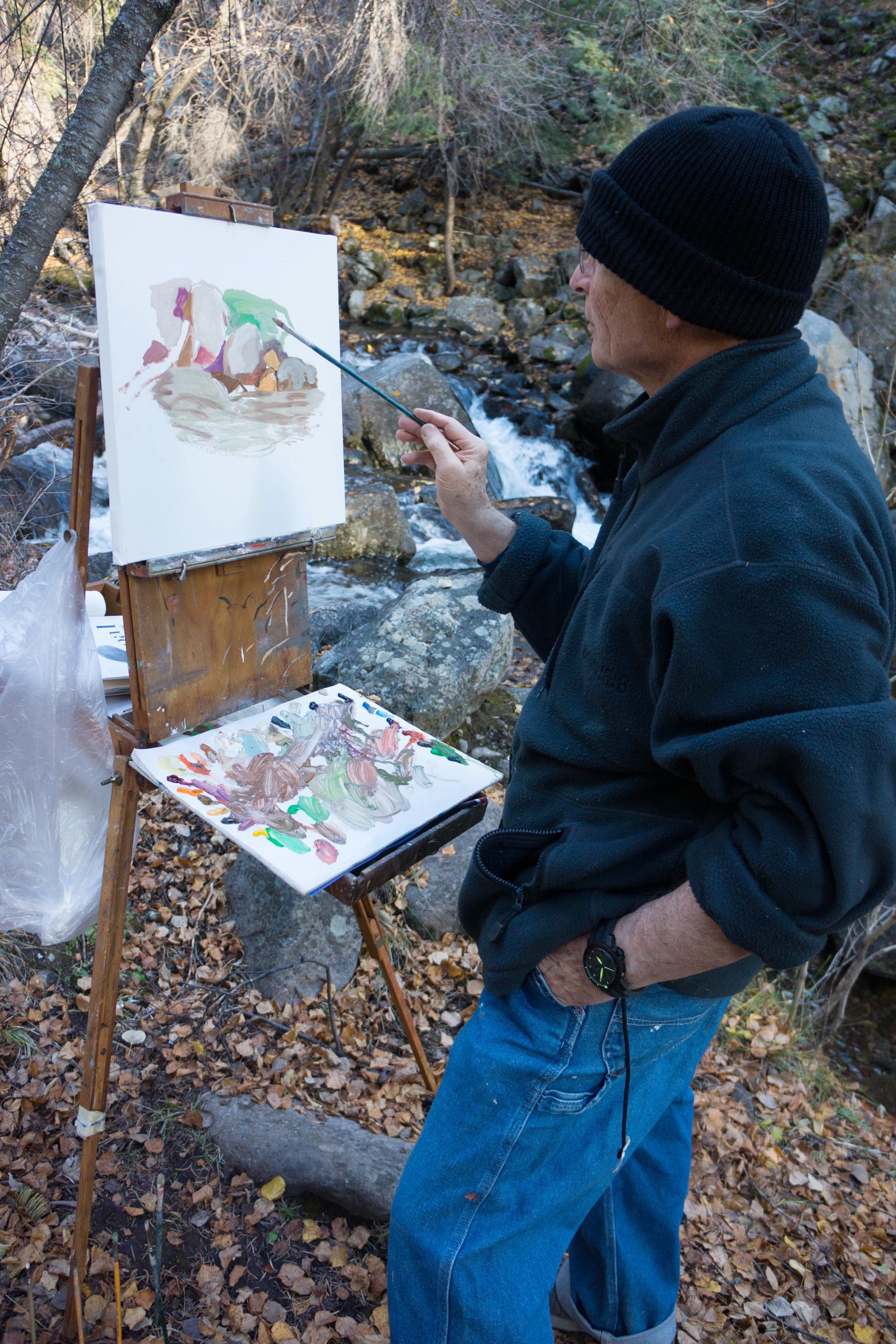 site-LR 10.27.13 LR-RAW-PT paints N. Crestone Creek 16x16.jpg