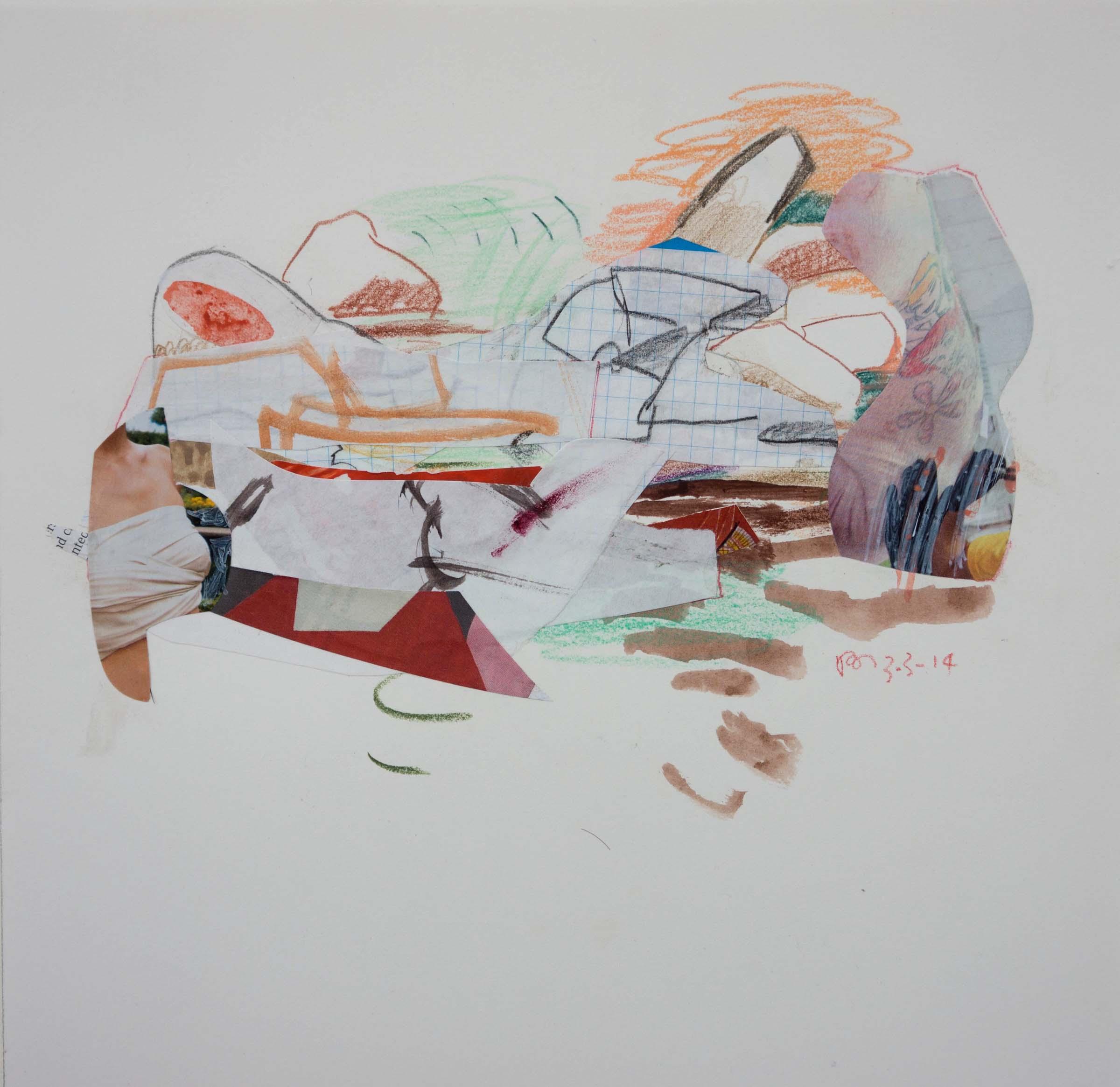 3-3-14 collage 2  26x26 cm