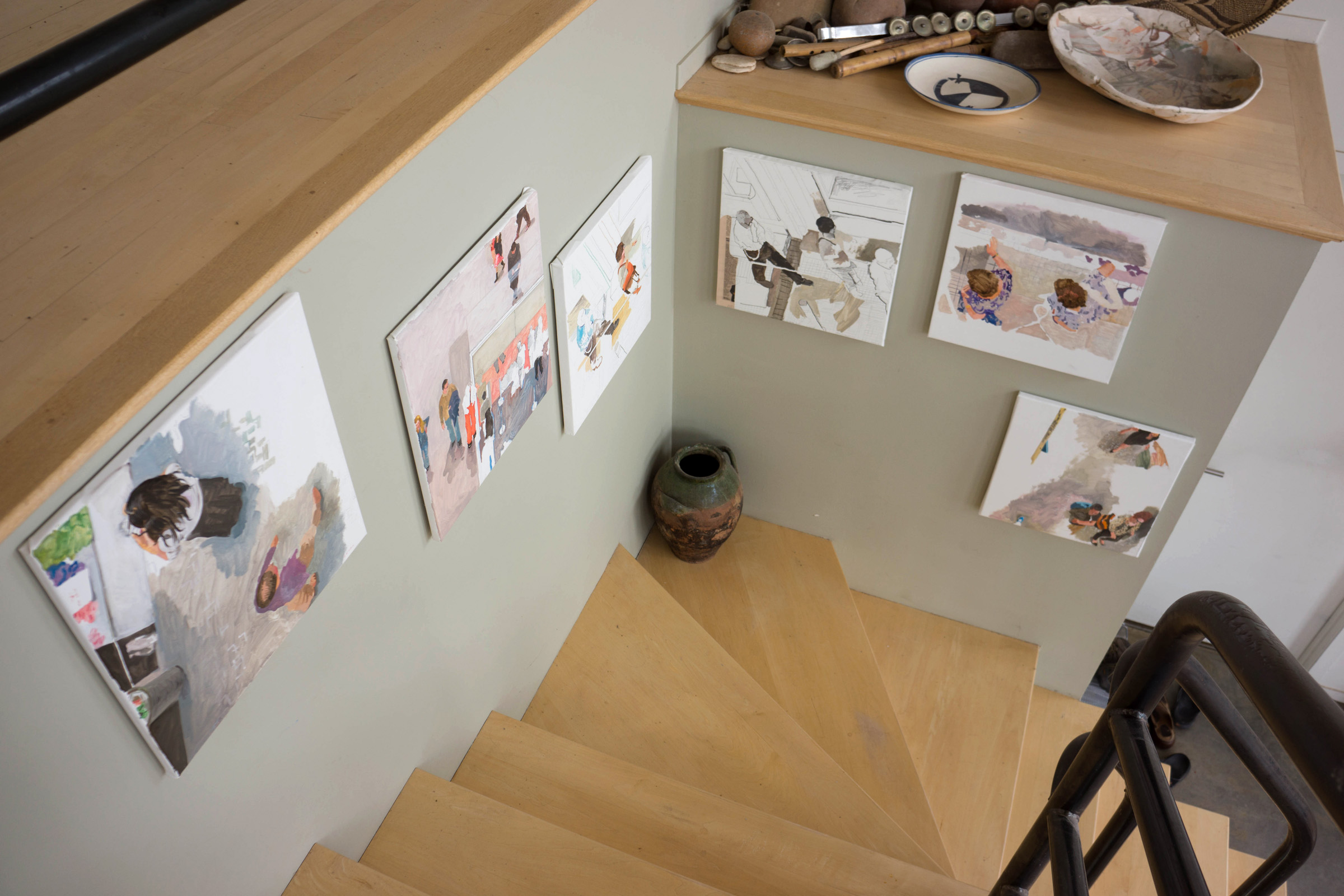 site-10-27-14 best left unsaid series on stairs.jpg