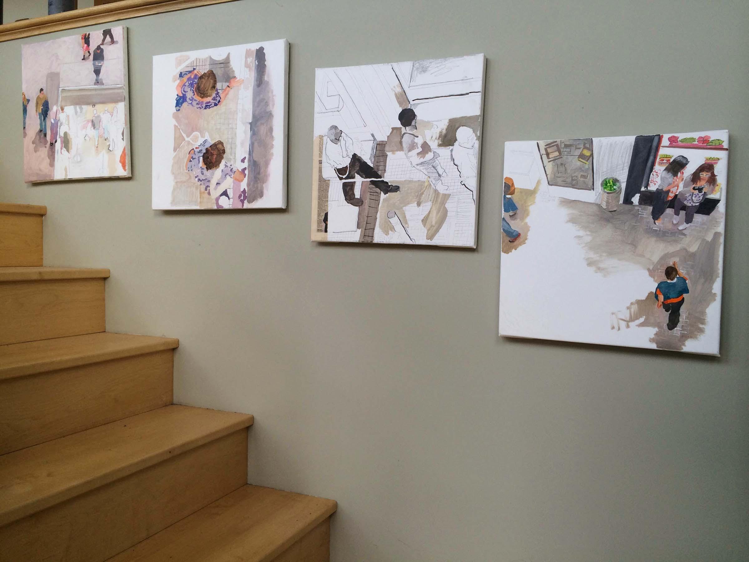 site-11-20-14 paintings on stairs 3.jpg