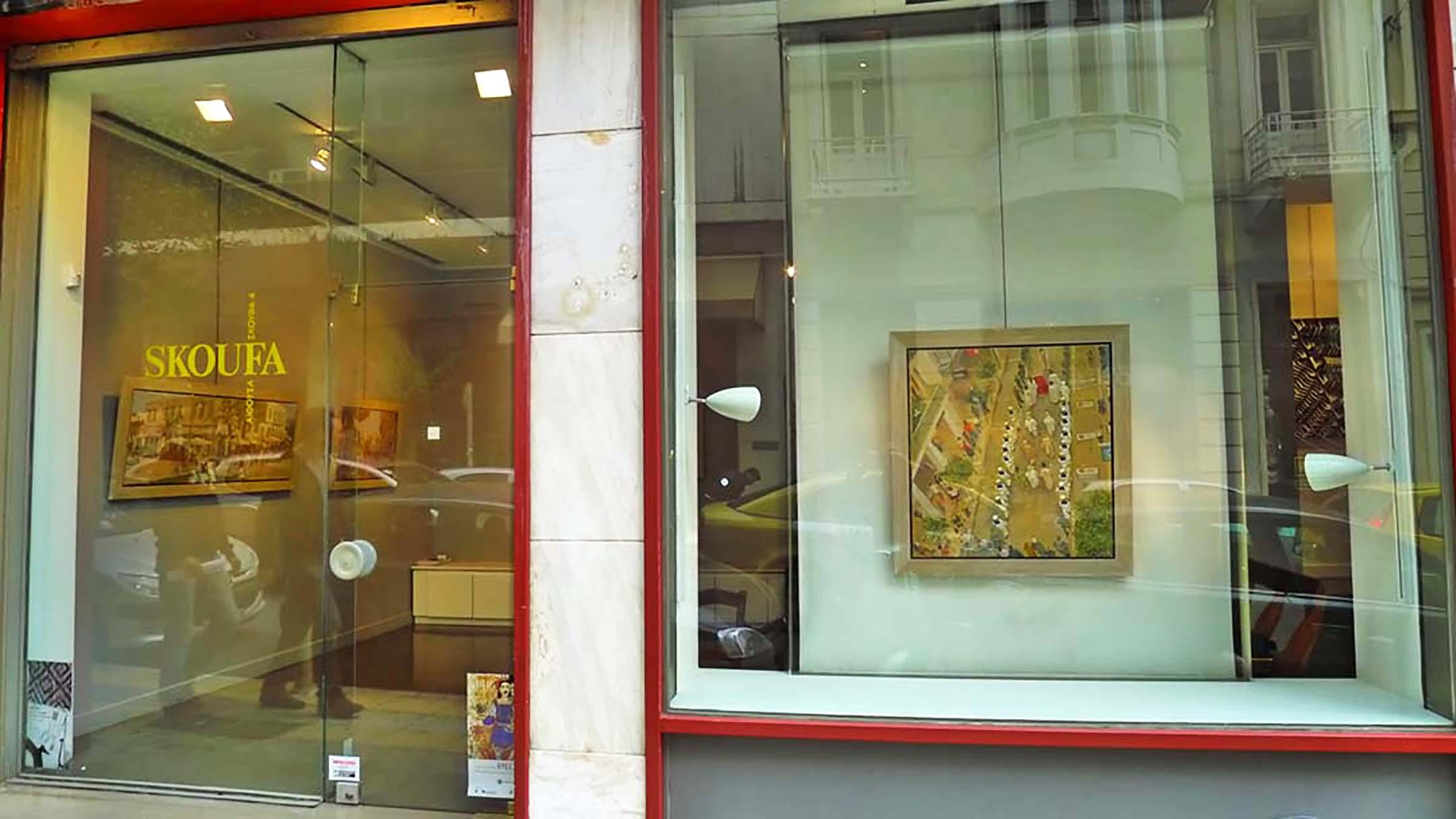 2010 solo show: skoufa gallery, athens, greece