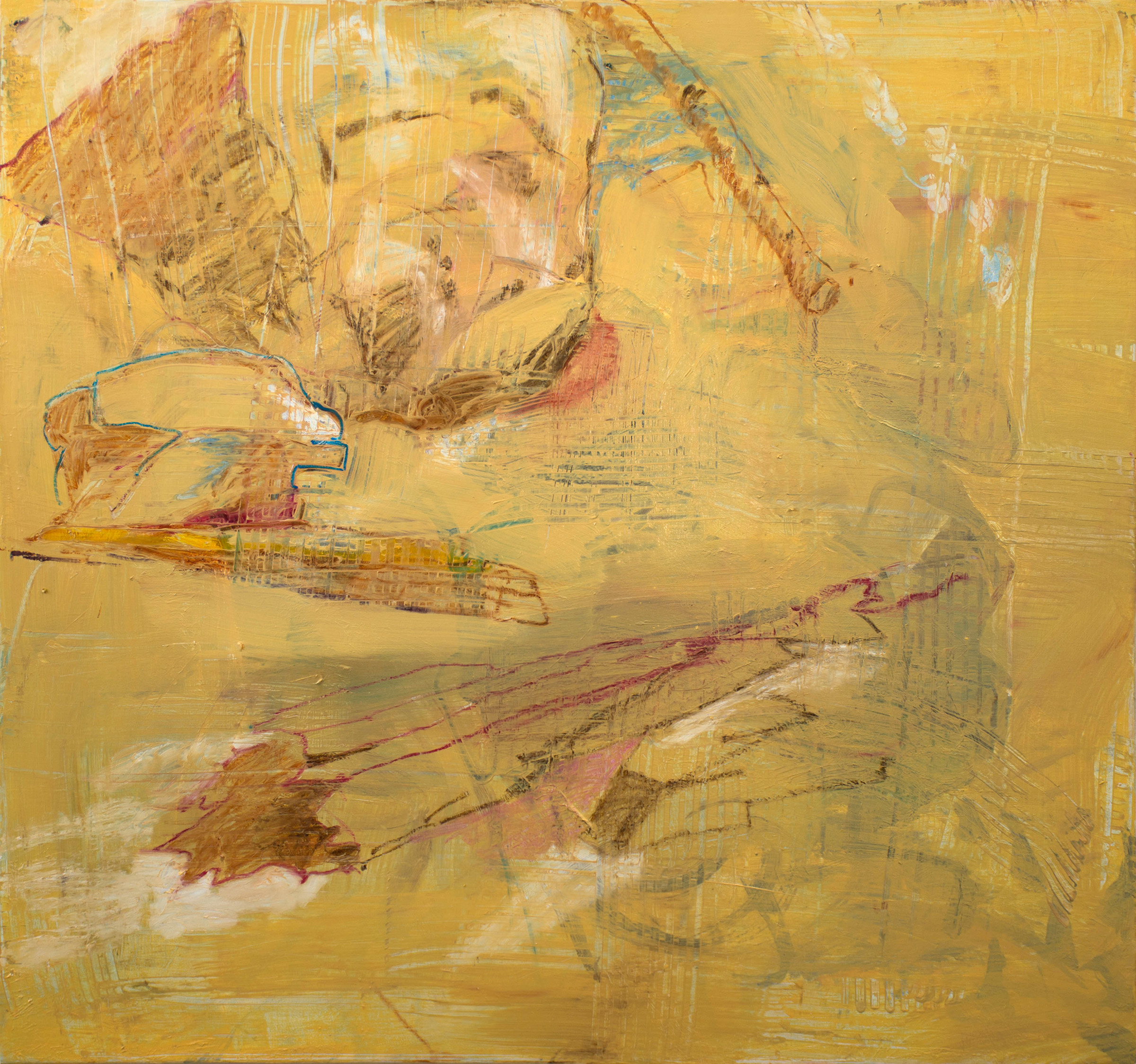 """motion 10 , 36x38"""" at 3:45pm today, after an extensive re-work"""