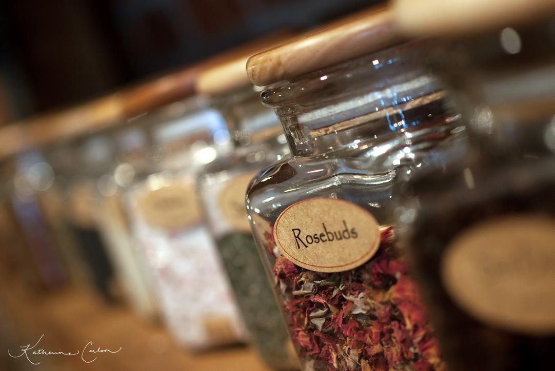 Rosebuds In a Jar