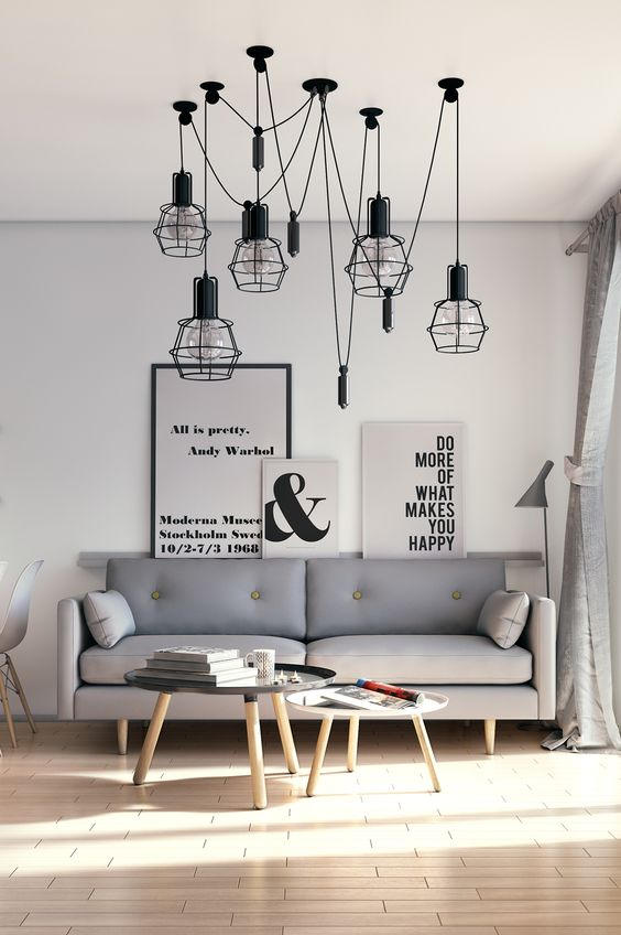 Oh That Scandinavian Trend Mint Lighting Design