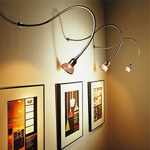 Tips To Lighting Wall Art Mint Design