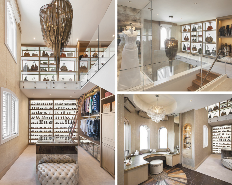 Lighting A Walk In Wardrobe Or Closet Mint Design