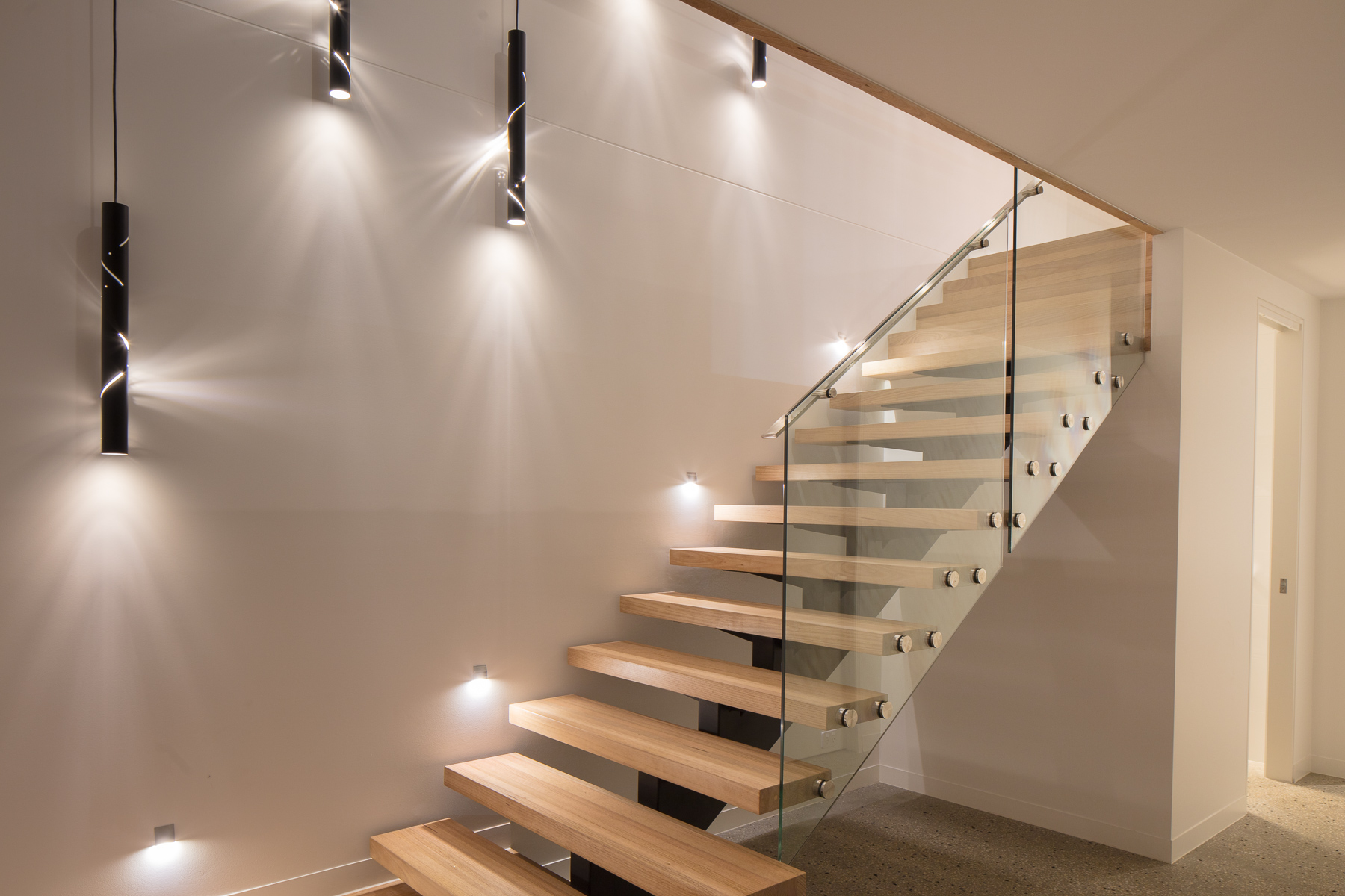 Lighting Basement Washroom Stairs: Creative Ways To Light Your Stairs