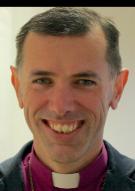 Bishop of Bendigo  The Right Reverend - Dr Matt Brain