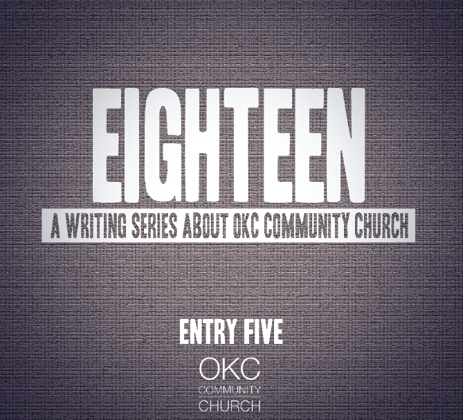 OKC Community Church EIGHTEEN: Our Church Team of Ryan