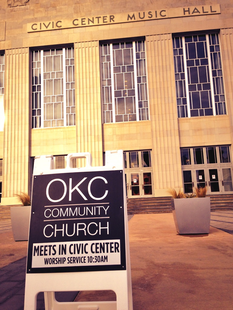 OKC Community Church — Blog