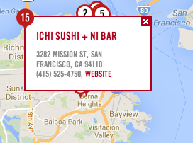 Eater SF — Heatmap April 2014: The Bay Area Heatmap: Where To Eat NOW