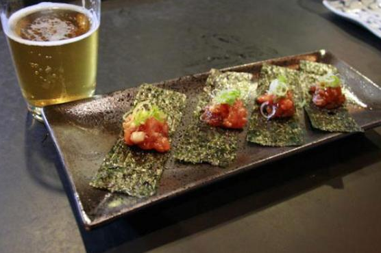 7x7 Exclusive: A Beer Pairing Menu at ICHI Sushi + NI Bar