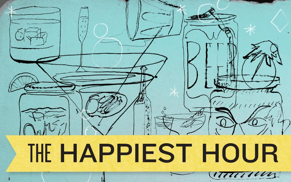 TastingTable SF — The Happiest of Hours